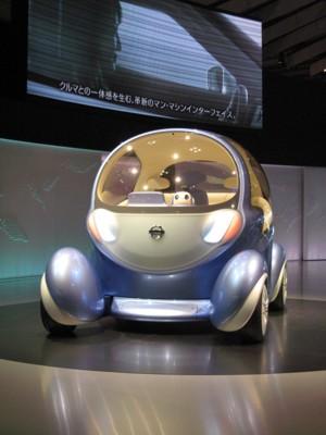 Tokyo Motor Show - Pivo