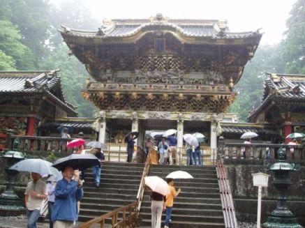 Eingang vom Toshogu Schrein