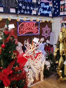 Weihnachtsdeko, die erste